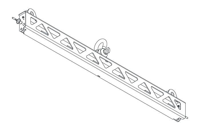 Suspension Bar Accessory for VTX A12