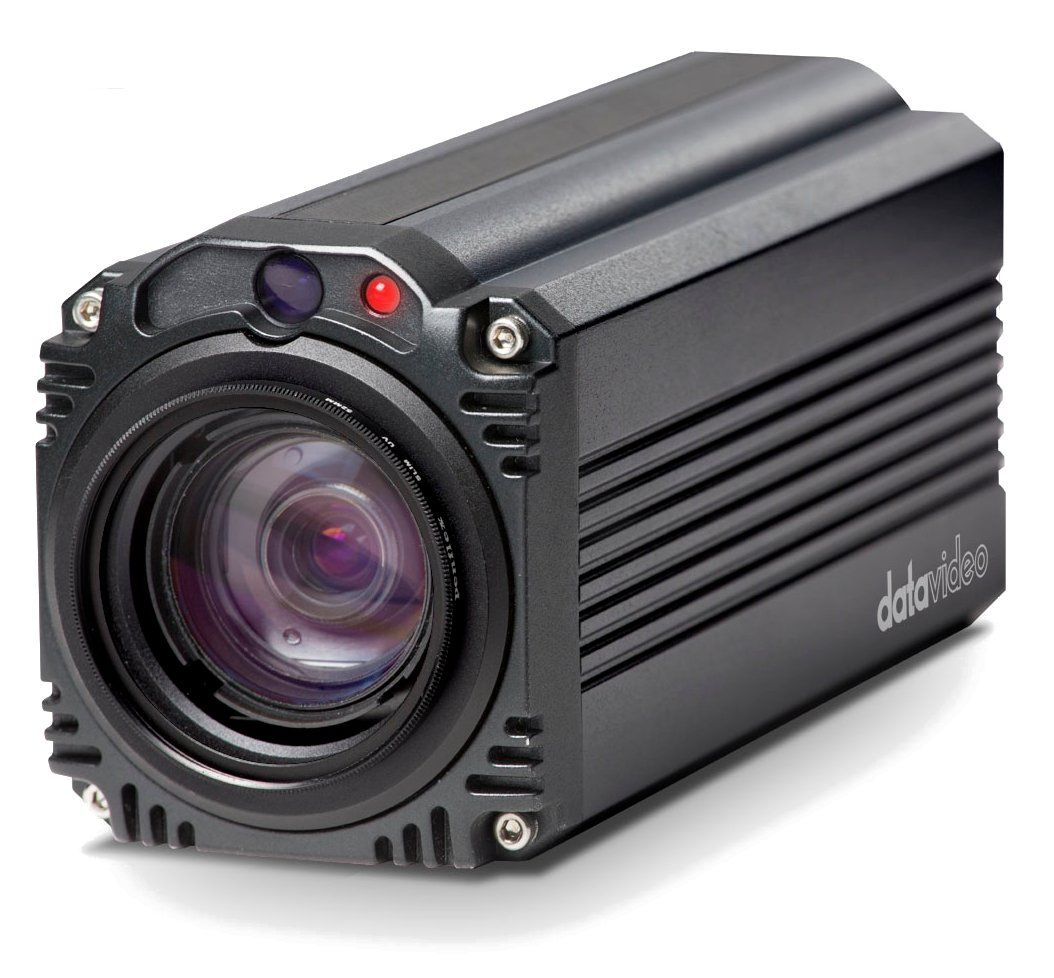 HD Block Camera with 30x Optical Zoom