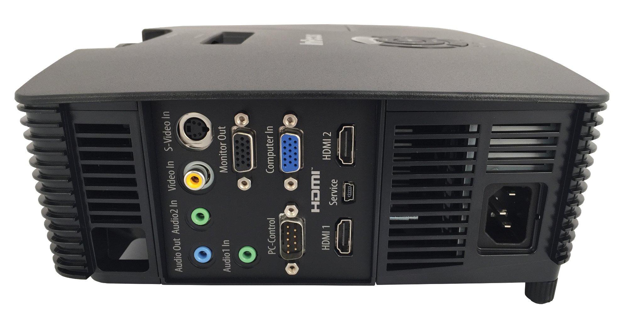 3500 Lumens WXGA 3D Ready DLP Projector