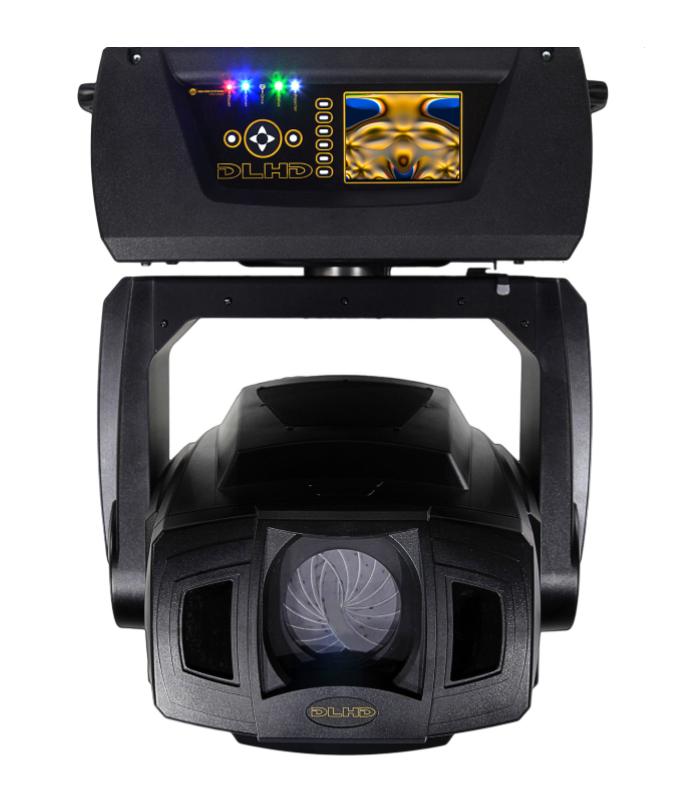 Digital Moving Light Fixture
