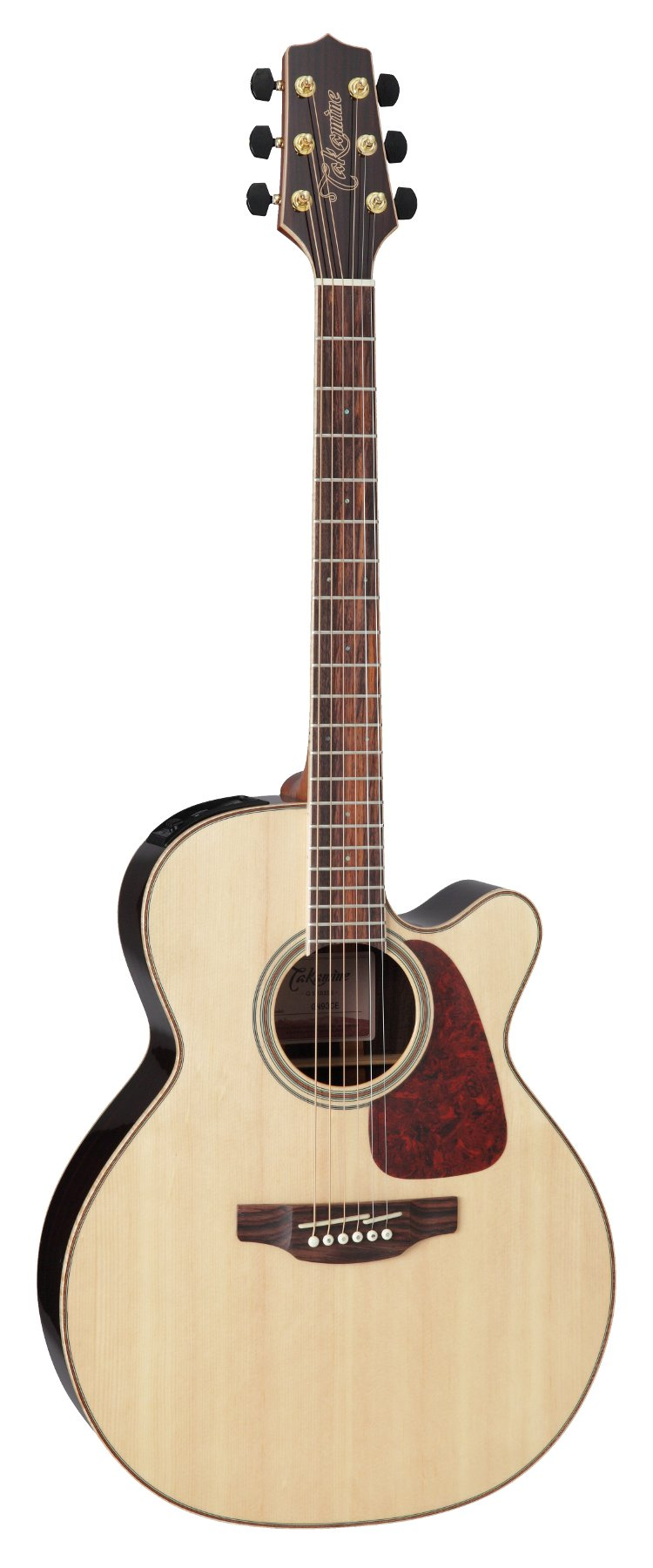 Takamine GN93CE  G90 Series Gloss Natural Cutaway NEX Acoustic/Electric Guitar GN93CE