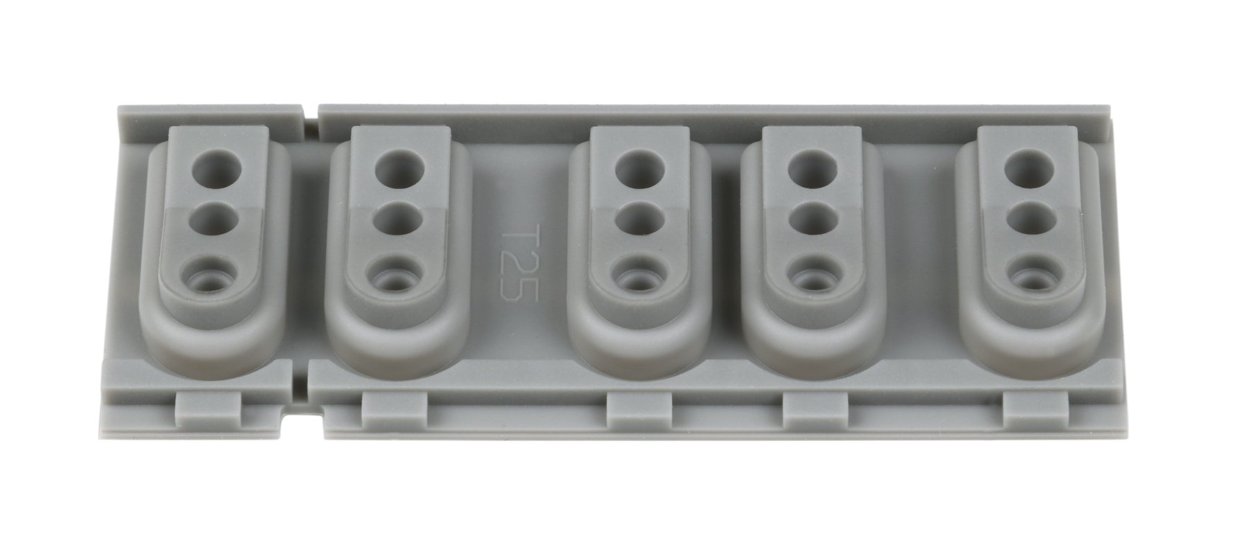 Yamaha V8286801  CLP-230 5-Key Low Prime Contact Set V8286801