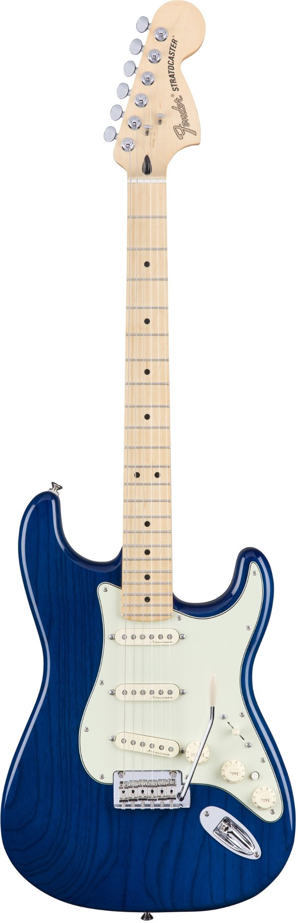 Electric Guitar with Maple Fingerboard