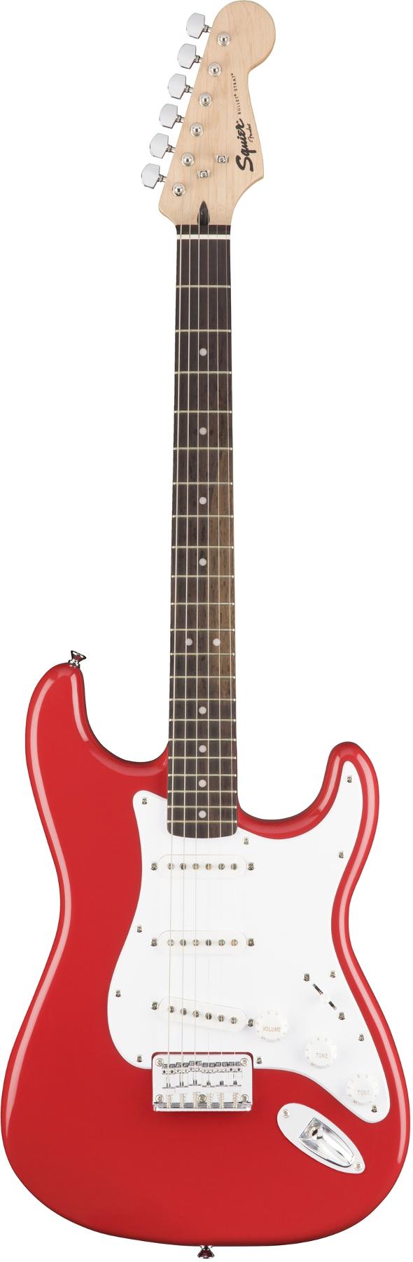 squier fender bullet strat ht electric guitar with rosewood fingerboard full compass. Black Bedroom Furniture Sets. Home Design Ideas