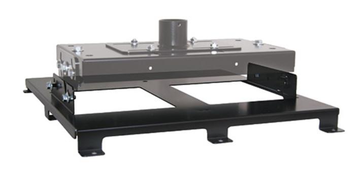 Chief Manufacturing HB101D  Custom VCM Interface Bracket in Black HB101D