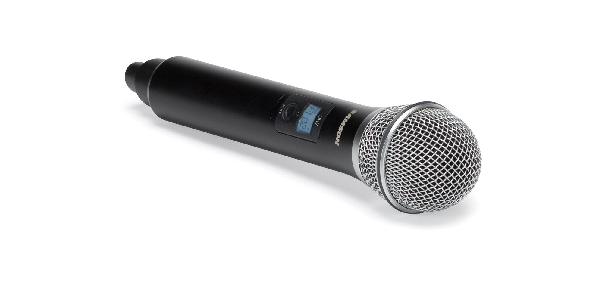 I-Band SYNTH 7 Handheld Mic/Transmitter, Q8 Capsule