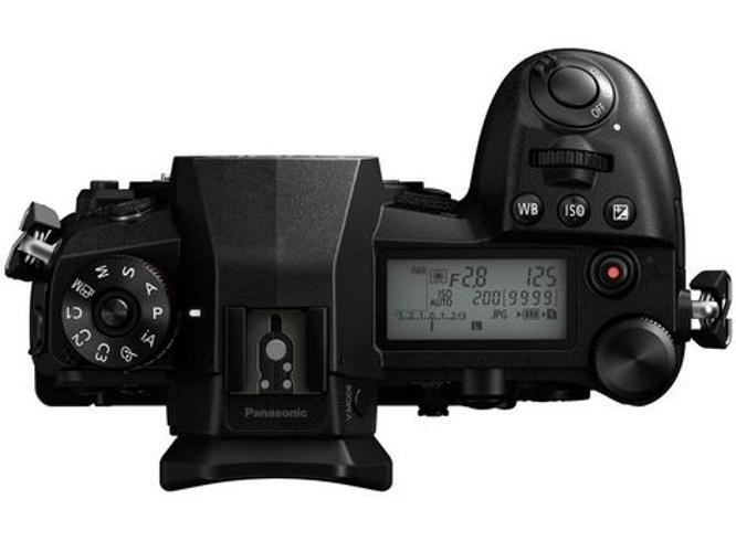 Panasonic DC-G9KBODY  20.3MP Mirrorless micro 4/3 Camera, Body Only DC-G9KBODY