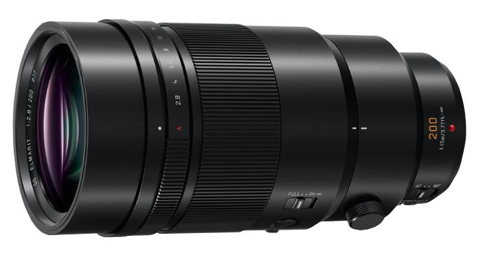 Panasonic H-ES200  LEICA DG Lens H-ES200