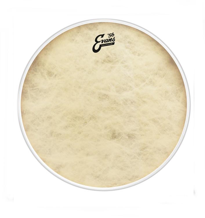 """26"""" '56 Calftone Bass Drumhead"""