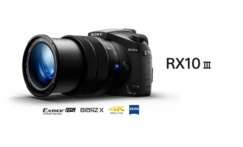 Sony DSCRX10M3/B  20.1MP Digital Camera with 25x Lens DSCRX10M3/B