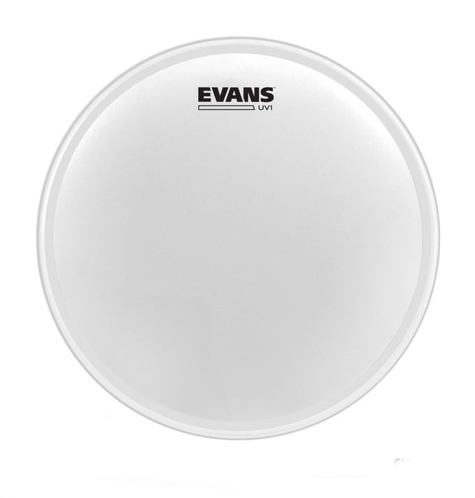 "Evans B18UV1  18"" UV1 Coated Drumhead  B18UV1"