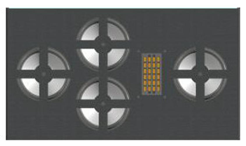 Innovox Audio XRM-1 Extended Range Module XRM-1