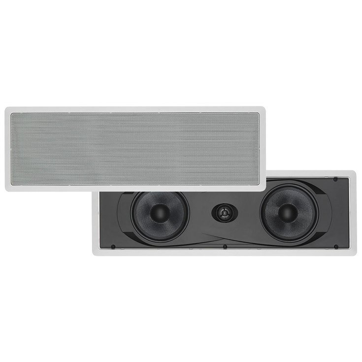 "Yamaha NS-IW960 6.5"" In-Wall Speaker For Custom Installations NS-IW960"