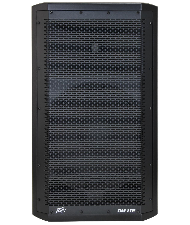 "Dark Matter Series 12"" 2-Way Powered Loudspeaker with Onboard DSP"