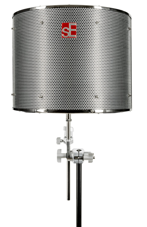 se electronics reflection filtr pro reflexion filter pro portable acoustic control shield. Black Bedroom Furniture Sets. Home Design Ideas