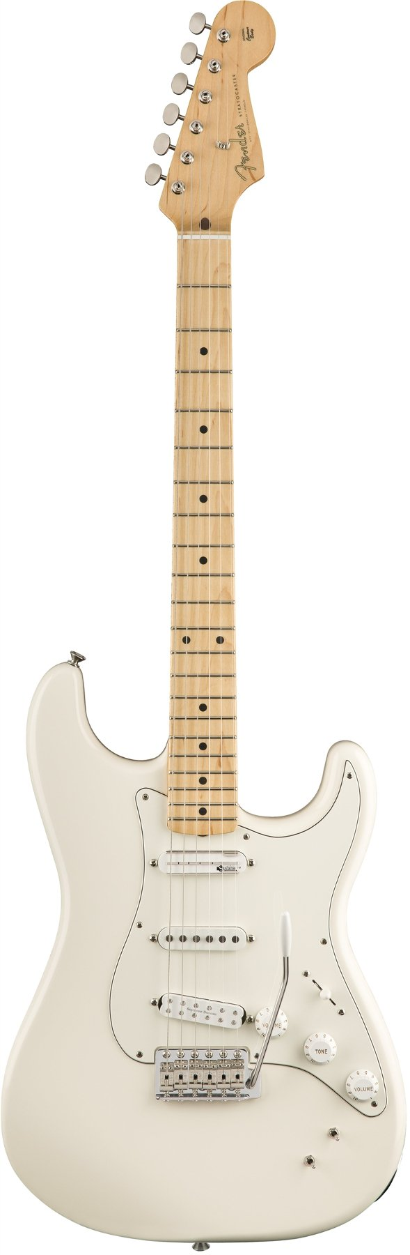 Electric Guitar, Olympic White