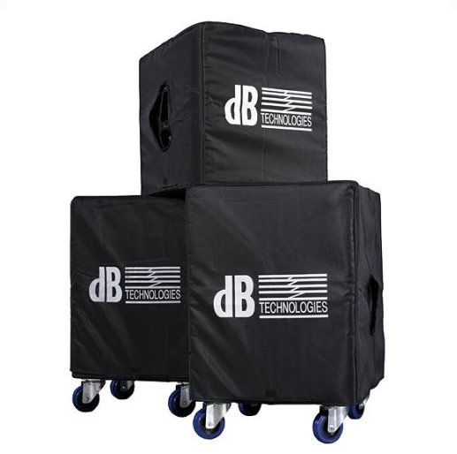 DB Technologies TC S18H Transport Cover for Sub 18H TC-S18H
