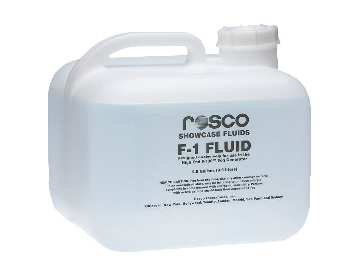 2.5 Gallons of F-1 Fluid