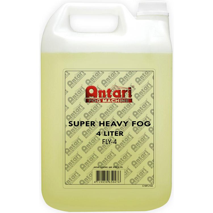 Fog Juice, 4L, Heavy Yellow