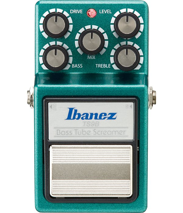 Ibanez TS9B Bass Tube Screamer Overdrive Pedal TS9B
