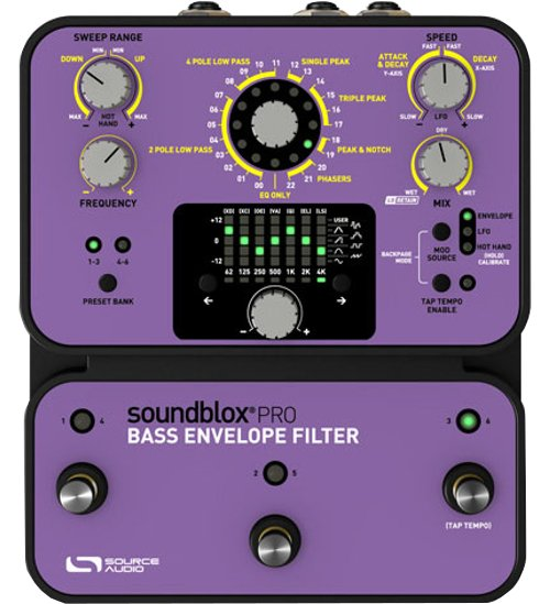 SoundBlox Pro Bass Envelope