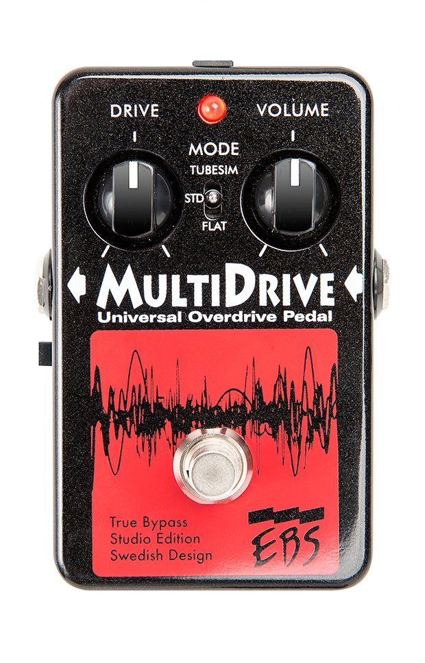 Universal Overdrive Bass Pedal