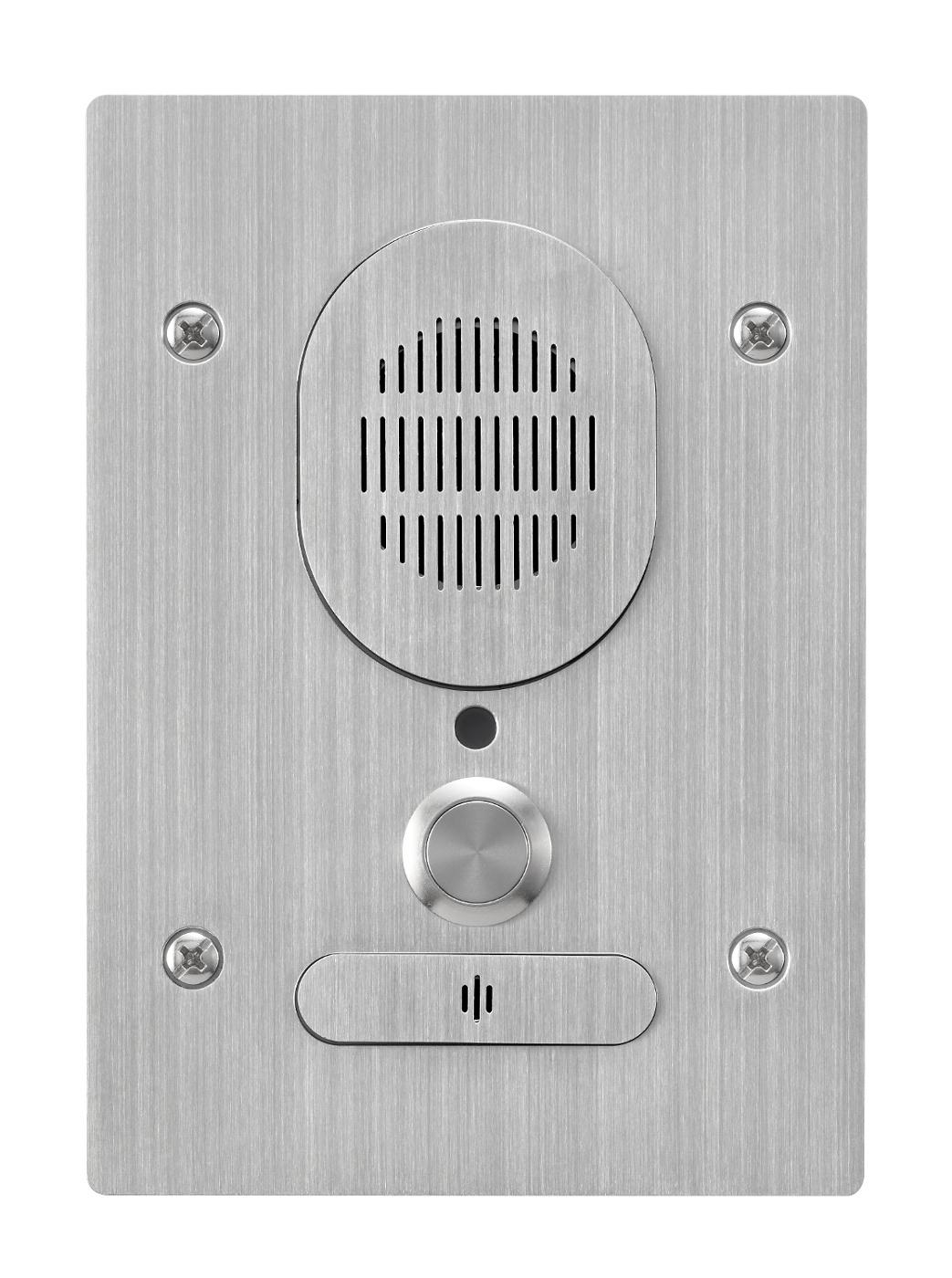 Toa N 8640ds Outdoor Intercom Door Station For N 8000
