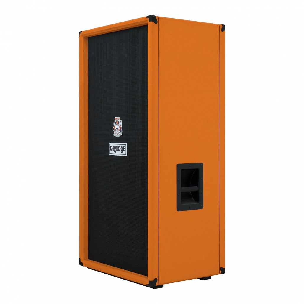 "Orange Amplification OBC810 8x10"" 1200W Bass Speaker Cabinet OBC810"