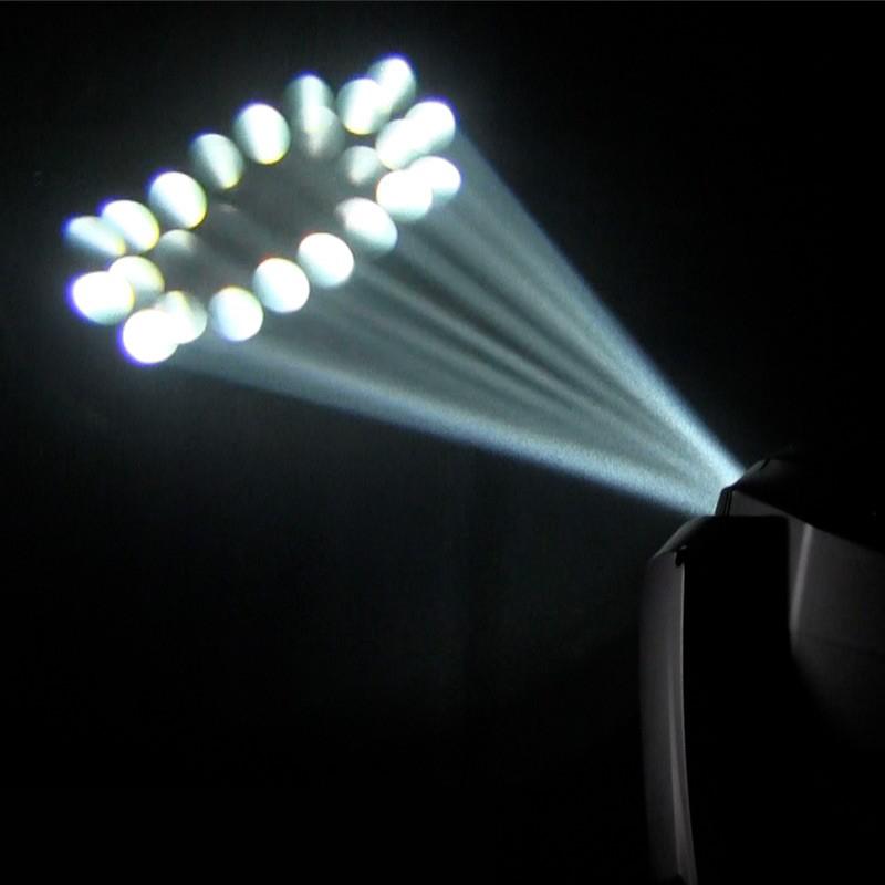 ADJ VIZI HYBRID 16RX [DISPLAY MODEL] 537W Hybrid Moving Head Spot-Beam-Wash Fixture VIZI-HYBRID-16RX-DIS