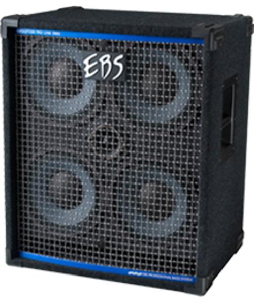"""EBS EBS-410 4x10""""+2"""" 1600W Bass Speaker Cabinet EBS-410"""