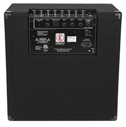 """180W 1x15"""" Bass Combo Amplifier"""