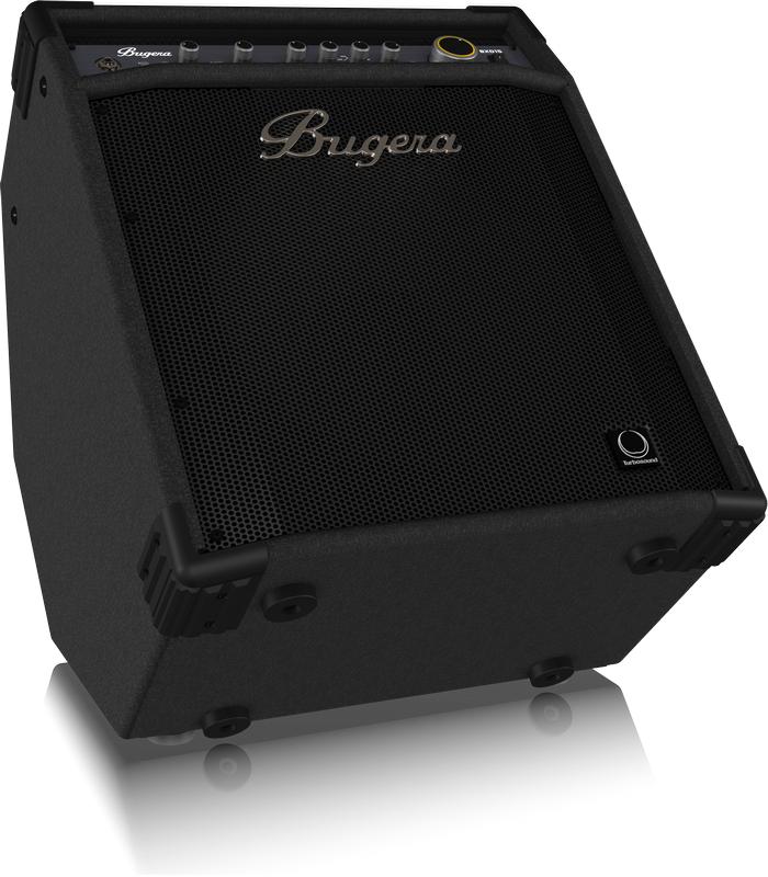 "1000-Watt Bass Amplifier with Original 15"" TURBOSOUND Speaker"