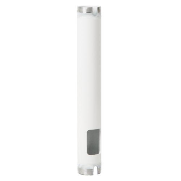 Peerless EXT110W  Fixed,10 ft White Extension Column EXT110W