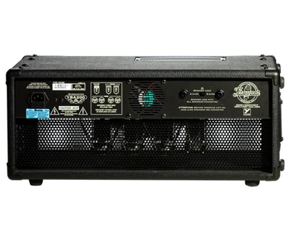 Traynor YBA200-2 200W Tube Bass Amplifier Head YBA200-2