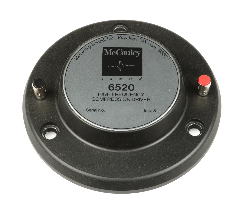 McCauley Sound 6520R-8 8 Ohm HF Diaphragm for 6520 6520R-8