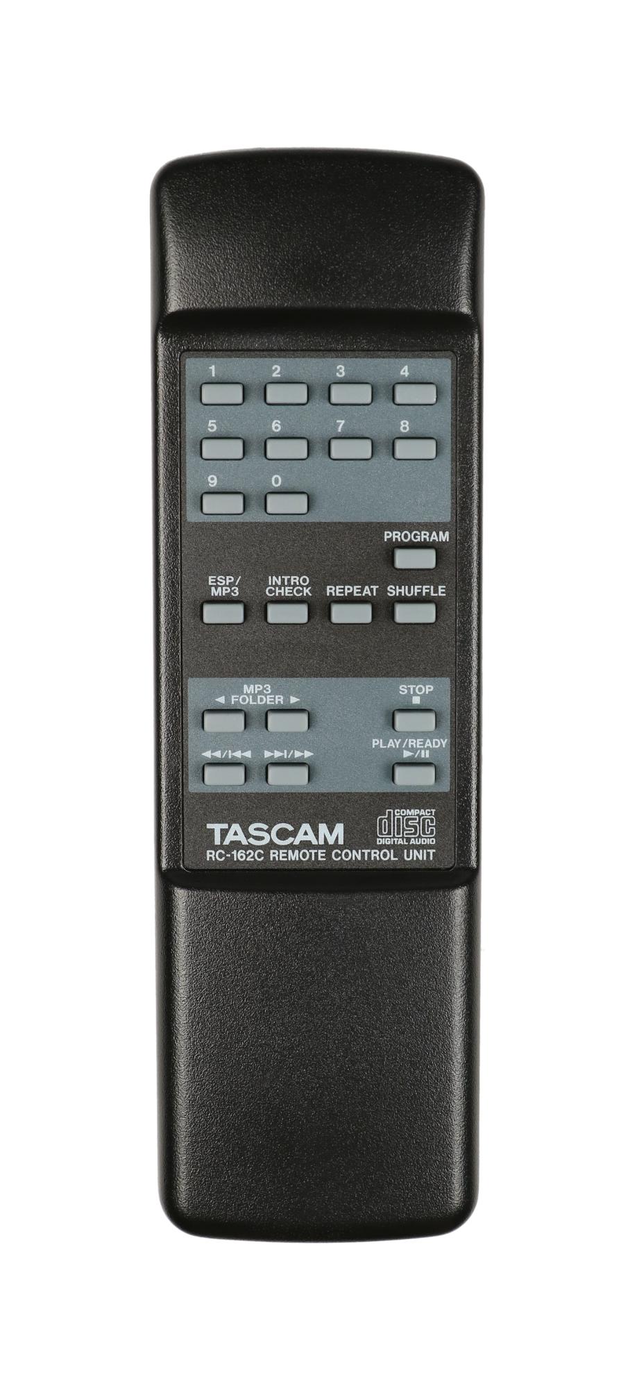 RC162C Remote Control for CD160MK2