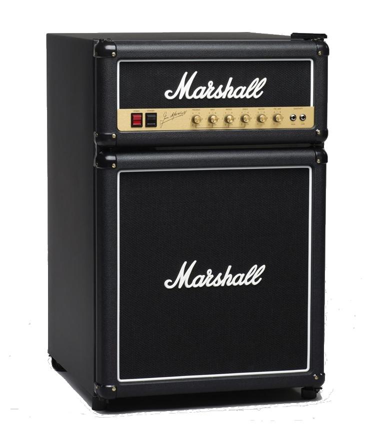 Marshall Amplification Fridge 4.4 Medium Capacity Bar Refrigerator MF3.2-NA-U