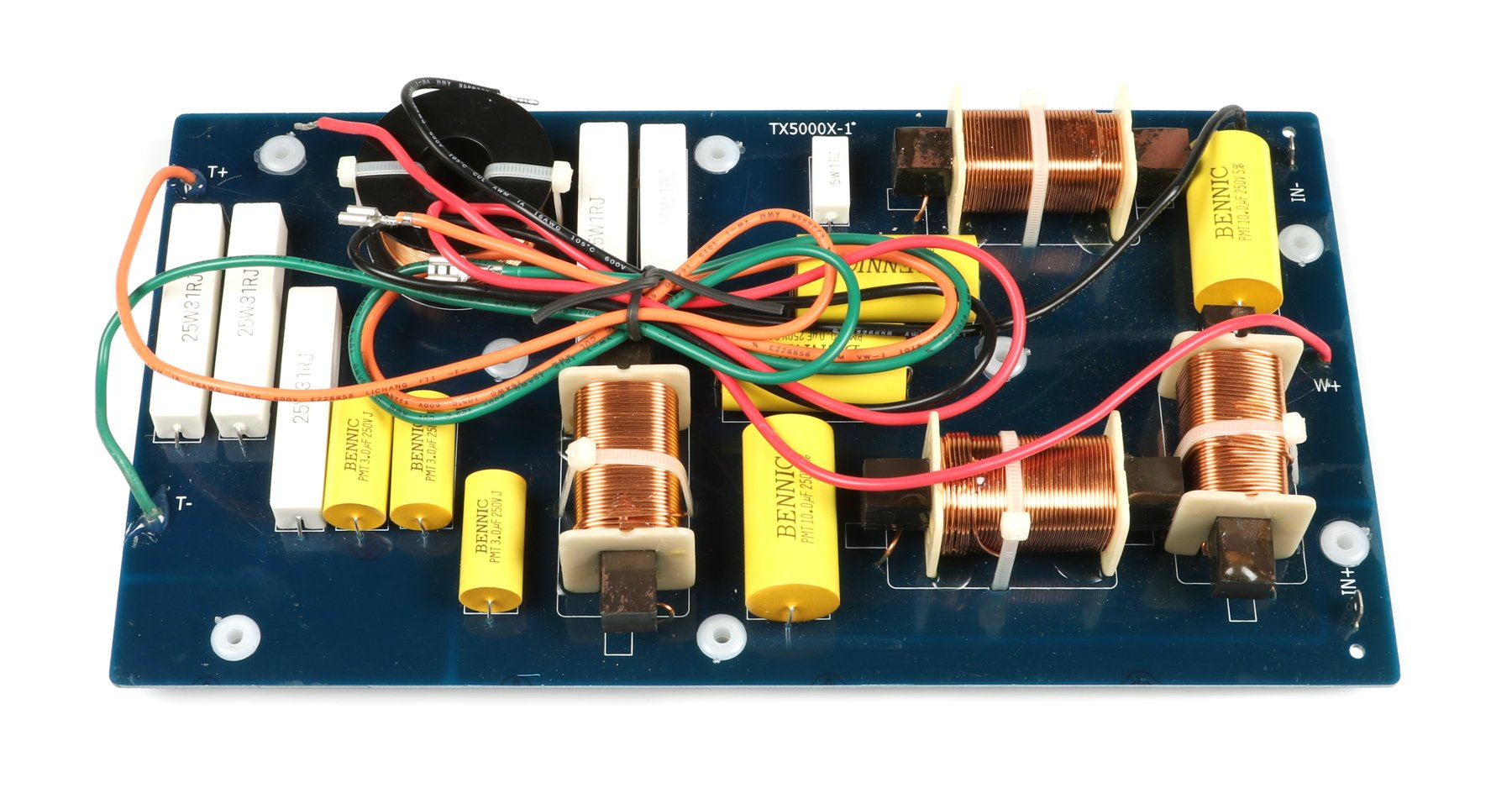 Bag End T5000X-1 Crossover Network for TA15C and TA5000 T5000X-1