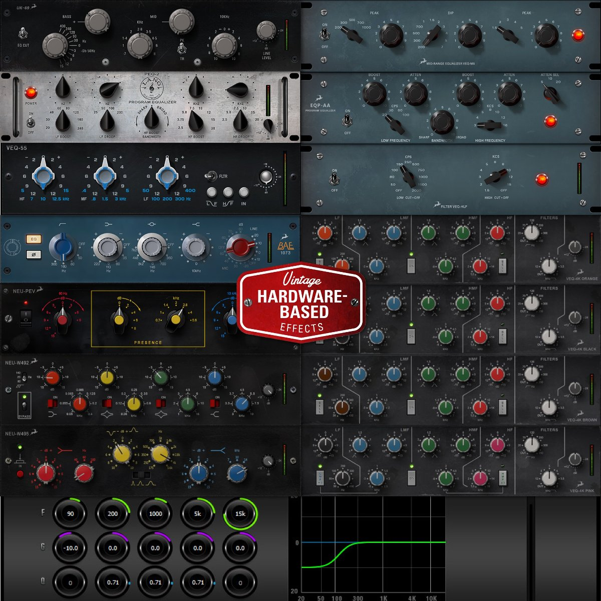 Mic Preamp Interface + Modeling Mic + Premium FX Pack