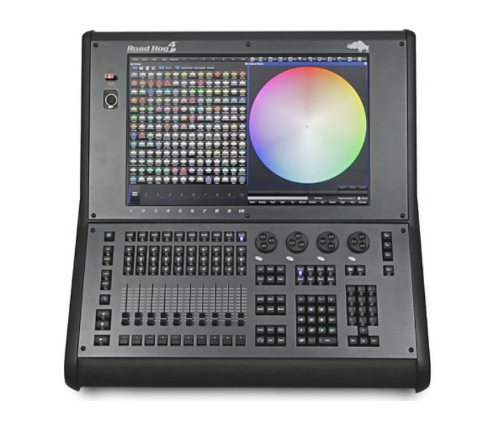 High End Systems Road Hog 4 8 Universe Lighting Console