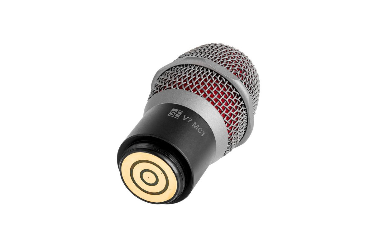 SE Electronics V7 MC1 V7 Dynamic Mic Head, Adapted for Shure® Handheld Transmitters SEE-V7MC1
