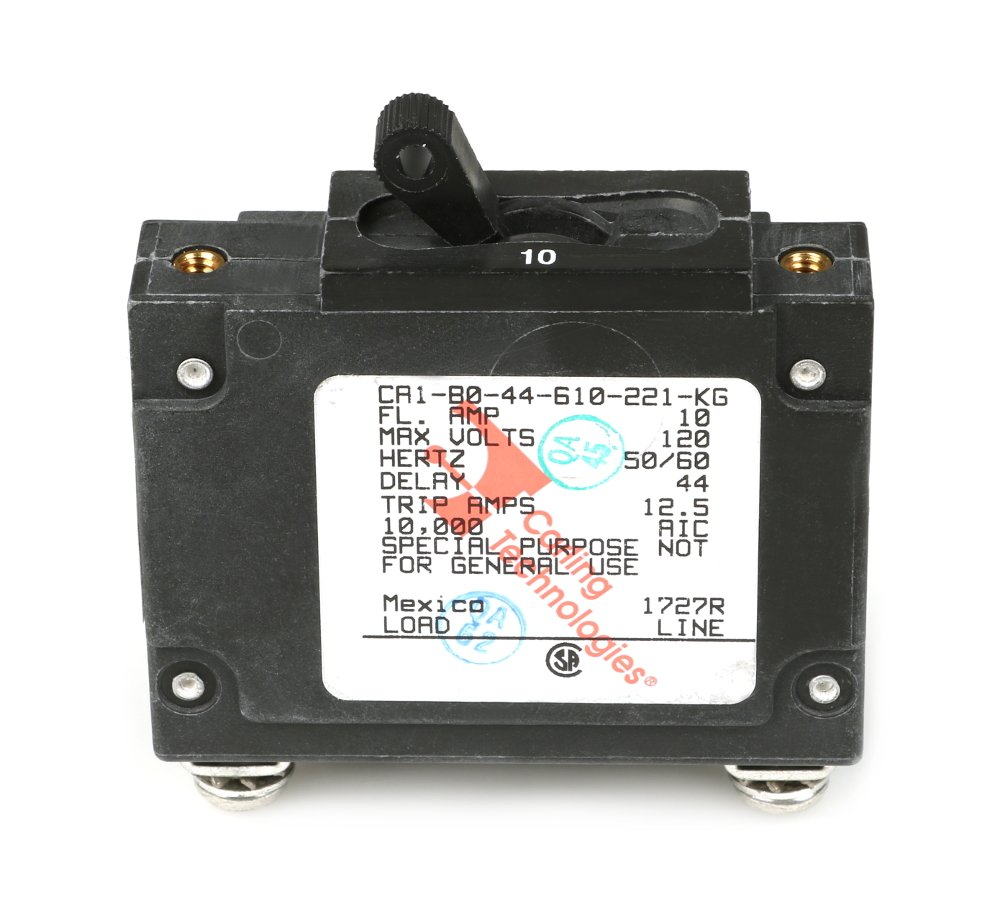 10A Circuit Breaker for DDS8800