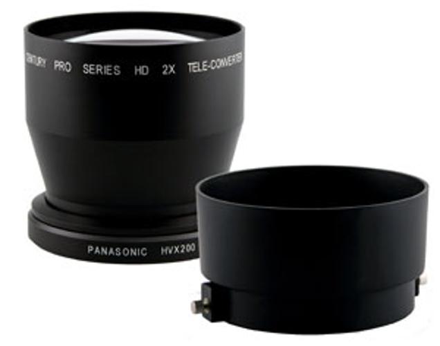 Century Optics 0HD-20TC-HVX 2.0 Tele Convertor, for HVX200 0HD-20TC-HVX