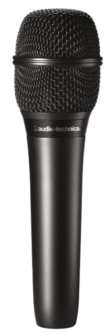 Audio-Technica AT2010 Cardioid Condenser Vocal Microphone AT2010