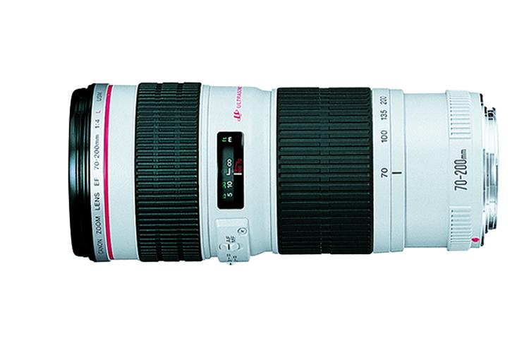 EF 70-210mm f/4L IS USM Telephoto Lens