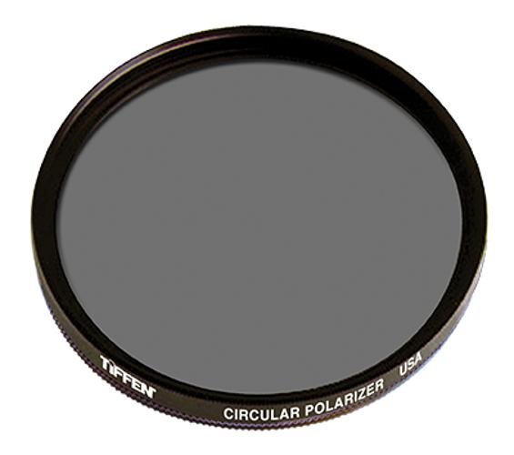 Tiffen 58CP Circular Polarizing Filter, 58mm 58CP