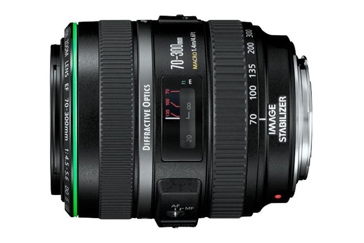 EF 70-300 Lens