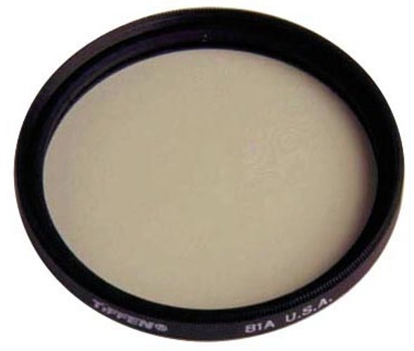 81A Color Correction Filter, 58mm