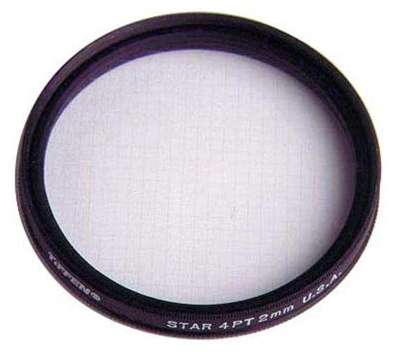 Tiffen 58STR42 Star Effect Filter, 4pt-2mm grid, 58mm 58STR42