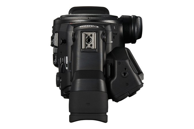 Canon EOS C300 Mark II [RESTOCK ITEM] Cinema EOS 4K Camera System with PL Mount EOS-C300-MKII-P-RST1